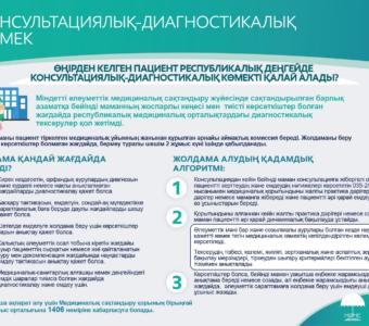 КАЗ Как пациенту из региона получить КДП на республик.уровне